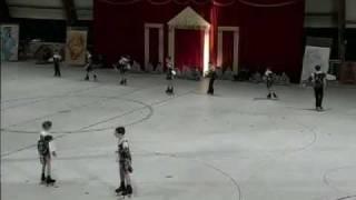 International Skating Busto Arsizio - Spettacolo 2005 - Terra