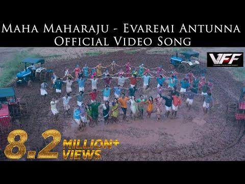 Maha Maharaju Evaremi Antunna Official Video Song   Vishal, Hansika  Sundar C  Hip Hop Tamizha