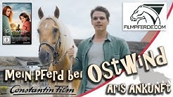 Making Of - Mein Pferd Brego bei Ostwind - Aris Ankunft