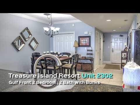 Treasure Island Resort Waterfront Condo - Panama City Beach, Florida Real Estate For Sale