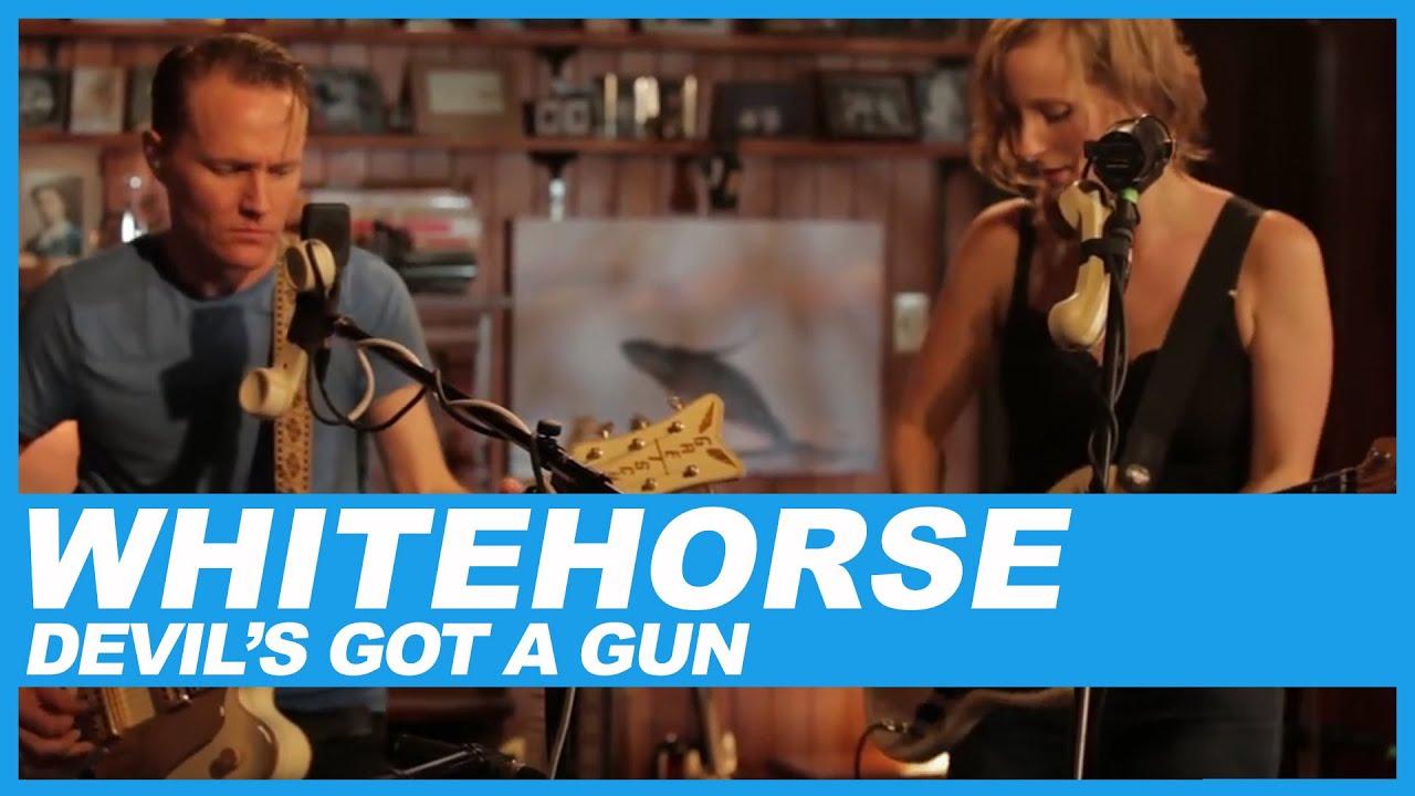 video: 'Devil's Got a Gun' by Whitehorse