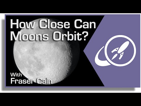 How Close Can Moons Orbit? Understanding the Roche Limit