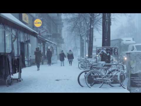 BERLIN FULL OF SNOW