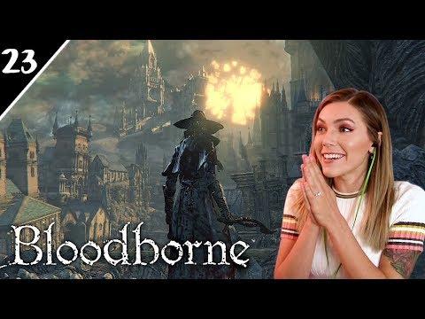DLC & The Bloody Crow   Bloodborne Pt. 23   Marz Plays
