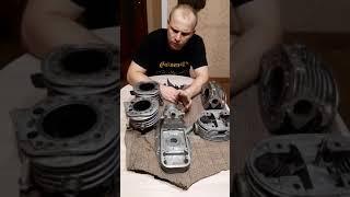 Обзор комплектующих жидкостного охлаждения мотоцикла урал