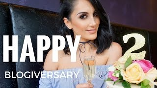HAPPY 2nd BLOGIVERSARY TO ME! || A week in my #MUMLIFE || Vlog 16-18