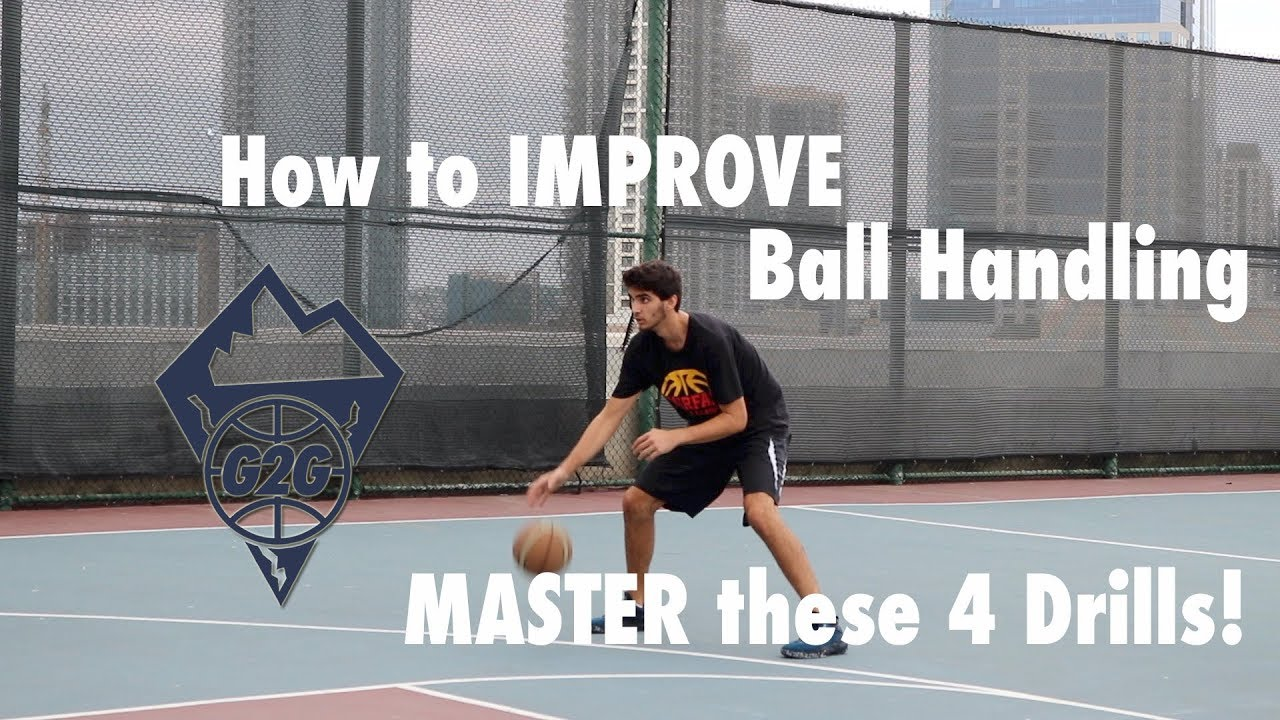 7 Best Drills to Improve Your Basketball Ball Handling ...  |Better Ball Handling Drills