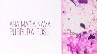"""""""Púrpura Fósil"""" by Ana Maria Nava #2"""