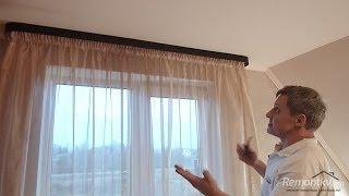видео Правильный выбор штор для кухни