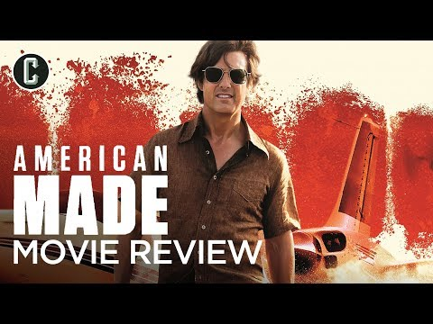 American Made Movie Review (No Spoilers)