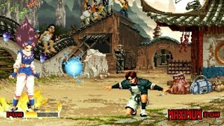 [TAS] Athena VS Kensou (KoF '94)