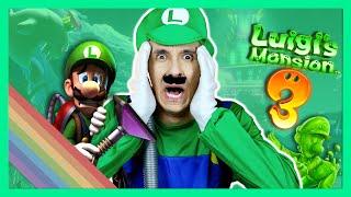 LUIGI'S MANSION 3 : Nintendo est-il devenu le Pixar du jeu vidéo ? (test du jeu) / Mini #7