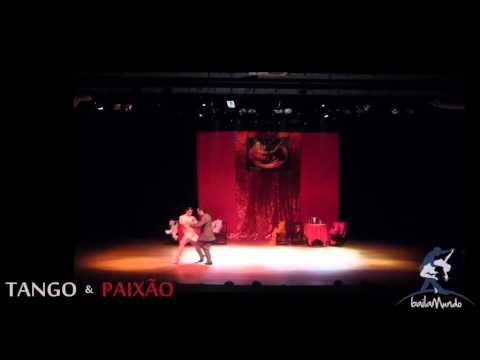 Baila Mundo - Recuerdo - Nelson e Adriana (Espetáculo Tango e Paixão)