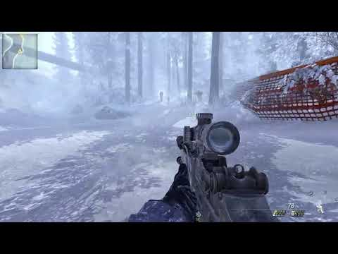 COD MW2 Обходной путь Рядовой пройдено. Спецоперации. Modern Warfare 2