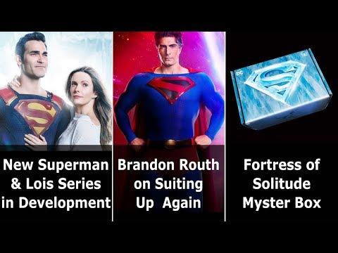 "New ""Superman and Lois"" TV Series in Development - Speeding Bulletin (October 23-29, 2019)"
