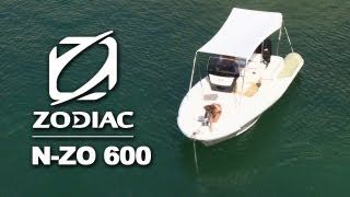 Zodiac N-Zo 600 | Rigid Inflatable Boats (RIB)