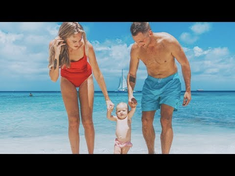Op stap met Young Mommy Natalie en BABY LOLA uit ARUBA. | MommyVlog #9