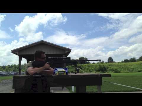 Shooting the Savage 110 FCP HS Precision, 338 Lapua Mag