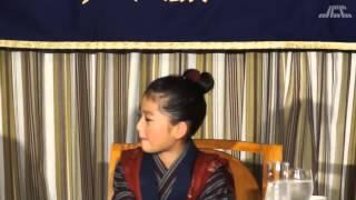 10月8日(月)12:30-14:00 上戸彩、濱田 ここね、小林 綾...