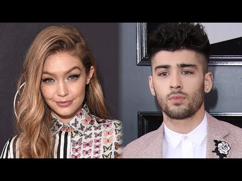 who was gigi hadid dating before zayn