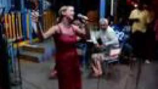 Funny Karaoke Amy (aka) a very drunk Tina Turner!