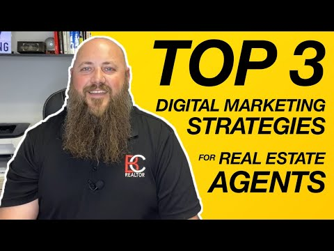 Best Digital Marketing Ideas for Real Estate Agents