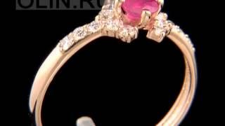Золотое кольцо с изумрудом или рубином(, 2013-11-29T06:07:35.000Z)
