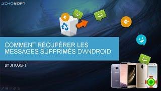 Récupération de SMS Android: Récupérer des SMS Supprimés sur Android