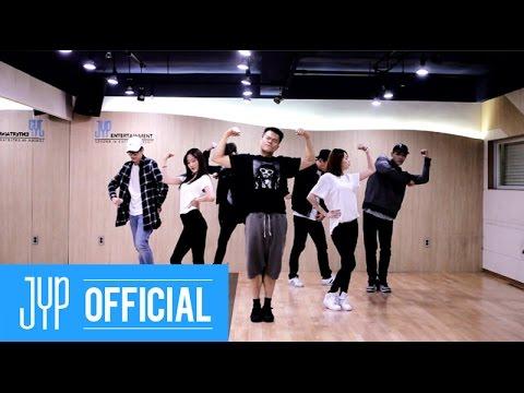 開始Youtube練舞:Still Alive-J.Y. Park | 尾牙表演影片