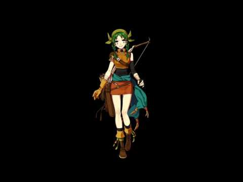 FE Heroes Voice s: Blazing Shadows