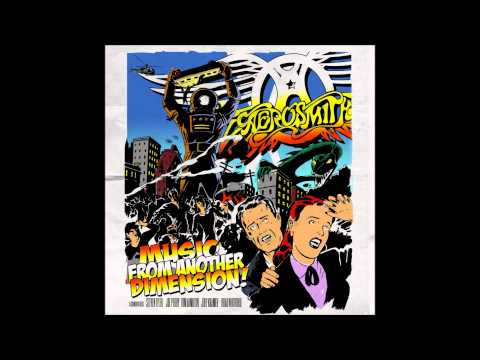 Aerosmith - Something (NEW SONG !!! MUSIC FROM ANOTHER DIMENSION !!!)