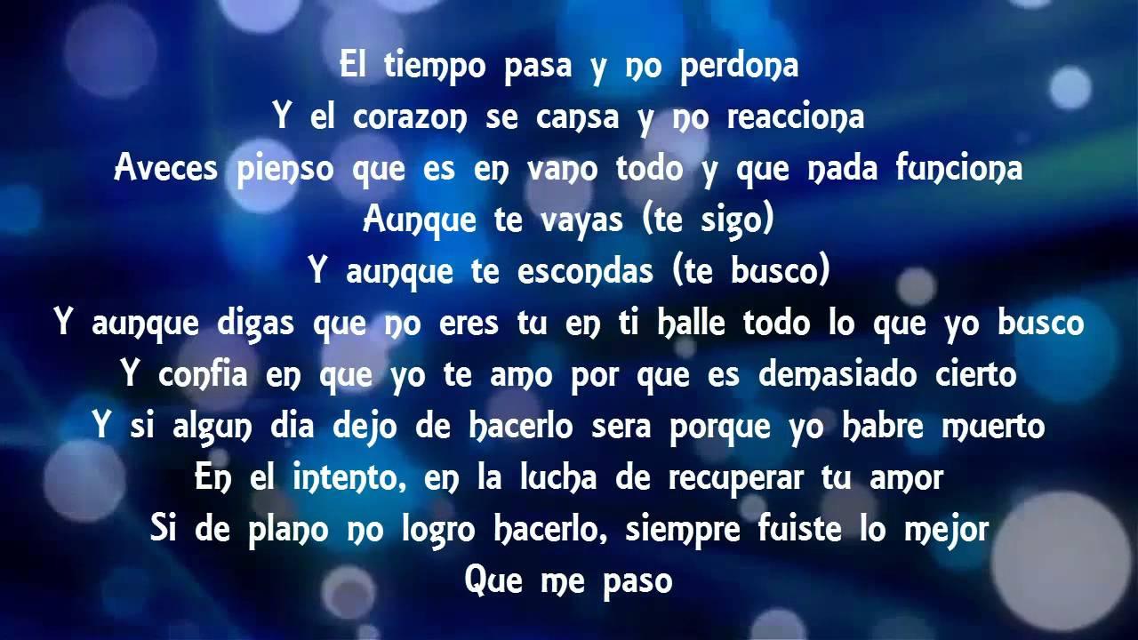 Thin Ft Dash No Me Doy Por Vencido Letra By Alejandro Cabello Arias