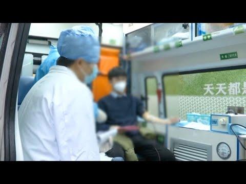 Three Cured Coronavirus Patients Donate Plasma For Treatment