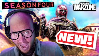 EVERYTHING *NEW* IN WARZONE SEASON 4! (BATTLEPASS, MG82, PATCH NOTES \u0026 POI's)