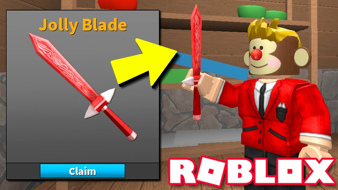 Crafting My First Ever Knife Roblox Assassin Video Vilook - Crafting The Jolly Blade Rare Roblox Assassin Video Vilook