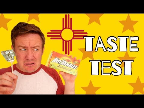 NEW MEXICO TASTE TEST