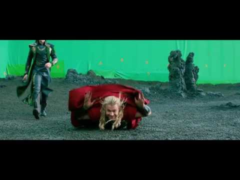 Thor The Dark World Gag Reel - OFFICIAL Marvel | HD