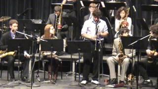 ellington band roll em tji nau jazz festival 2010 tucson jazz institute