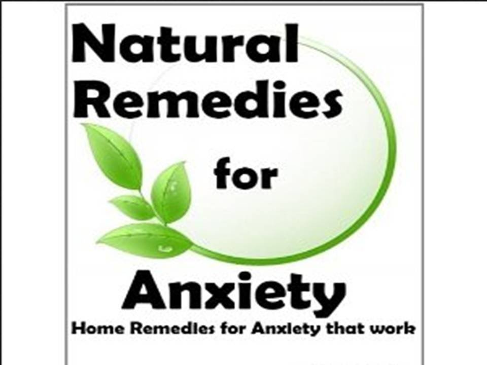 How To Cure Anxiety Attacks Naturally Without Medication