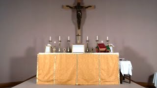 Sunday 4pm Traditional Latin Mass 24/01/2020