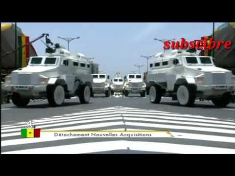 Senegal army ( African army), armee senegalaise africaine