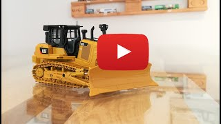 CAT D7E Track Type Tractor Pipeline Configurator 85555 Diecast Masters