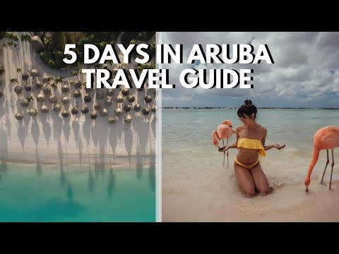 20 Things to Do in ARUBA  (COMPLETE ARUBA TRAVEL GUIDE)