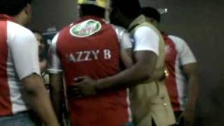 Jazzy B in Action Mohali .mp4