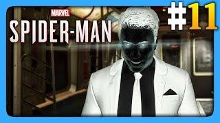 БИТВА С НЕГАТИВОМ! ✅ Marvel's Spider-Man PS4 (2018) Прохождение #11