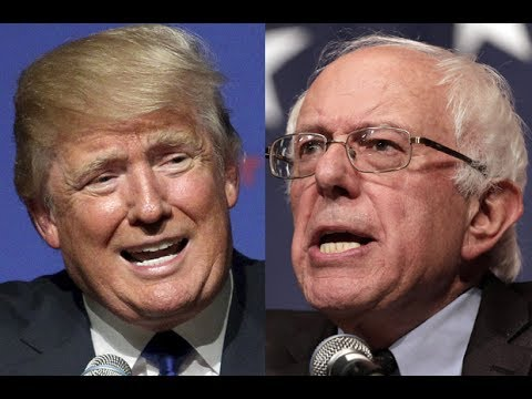 NEW POLL: Bernie Beats Trump In Head To Head Election (Again