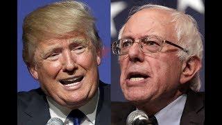 NEW POLL: Bernie Beats Trump In Head To Head Election (Again)