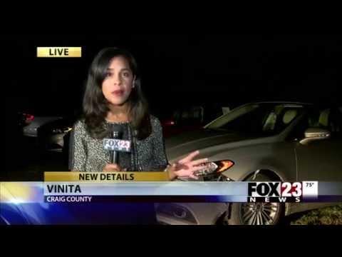 Animal Tearing Apart Cars At Dealership in Oklahoma Bigfoot a Suspect.