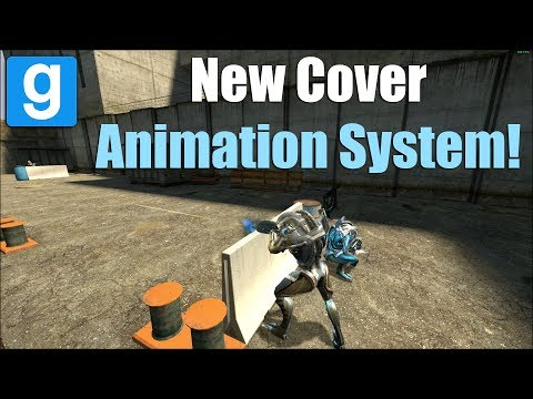 New Cover Animation System (Garry's Mod)