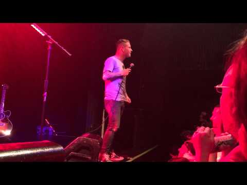 Corey Taylor Pre-show with Q&A Irving Plaza 7/7/15